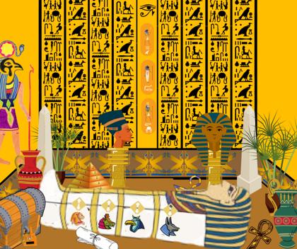 Le Trésor d''Imhotep