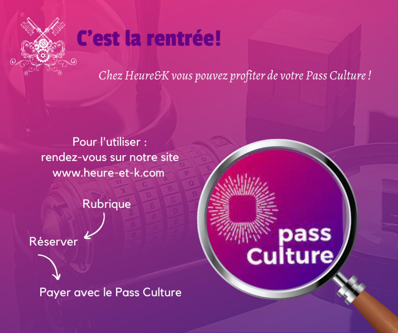 nouveaute : le pass culture