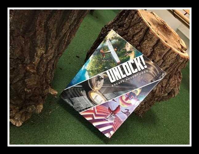 Unlock - L''escape game en Jeu de Societe 0