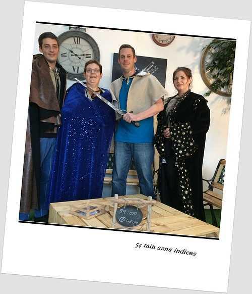 Les records d''Heure&K - Le Secret de Merlin img0806