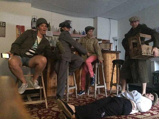 Chez Breizh Escape - le Bunker img0909