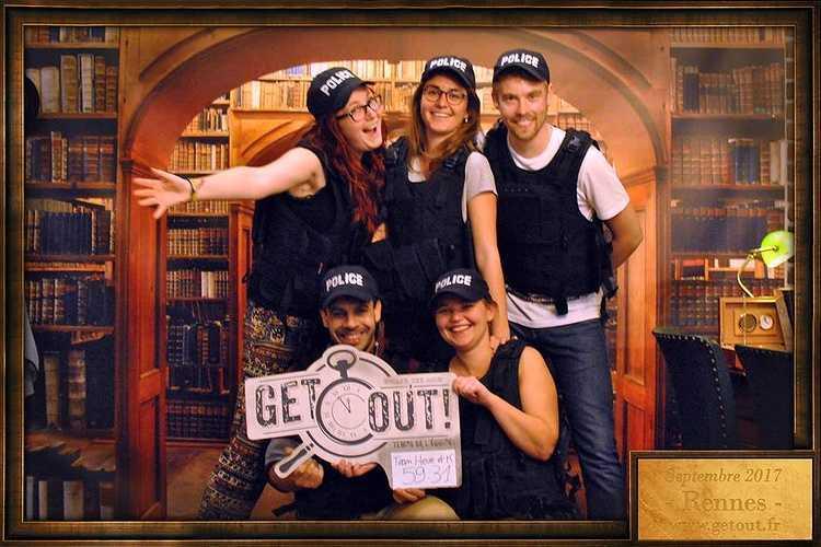 Heure&K en visite chez Get Out Rennes 0