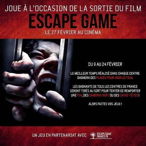 Escape Game - le film 0